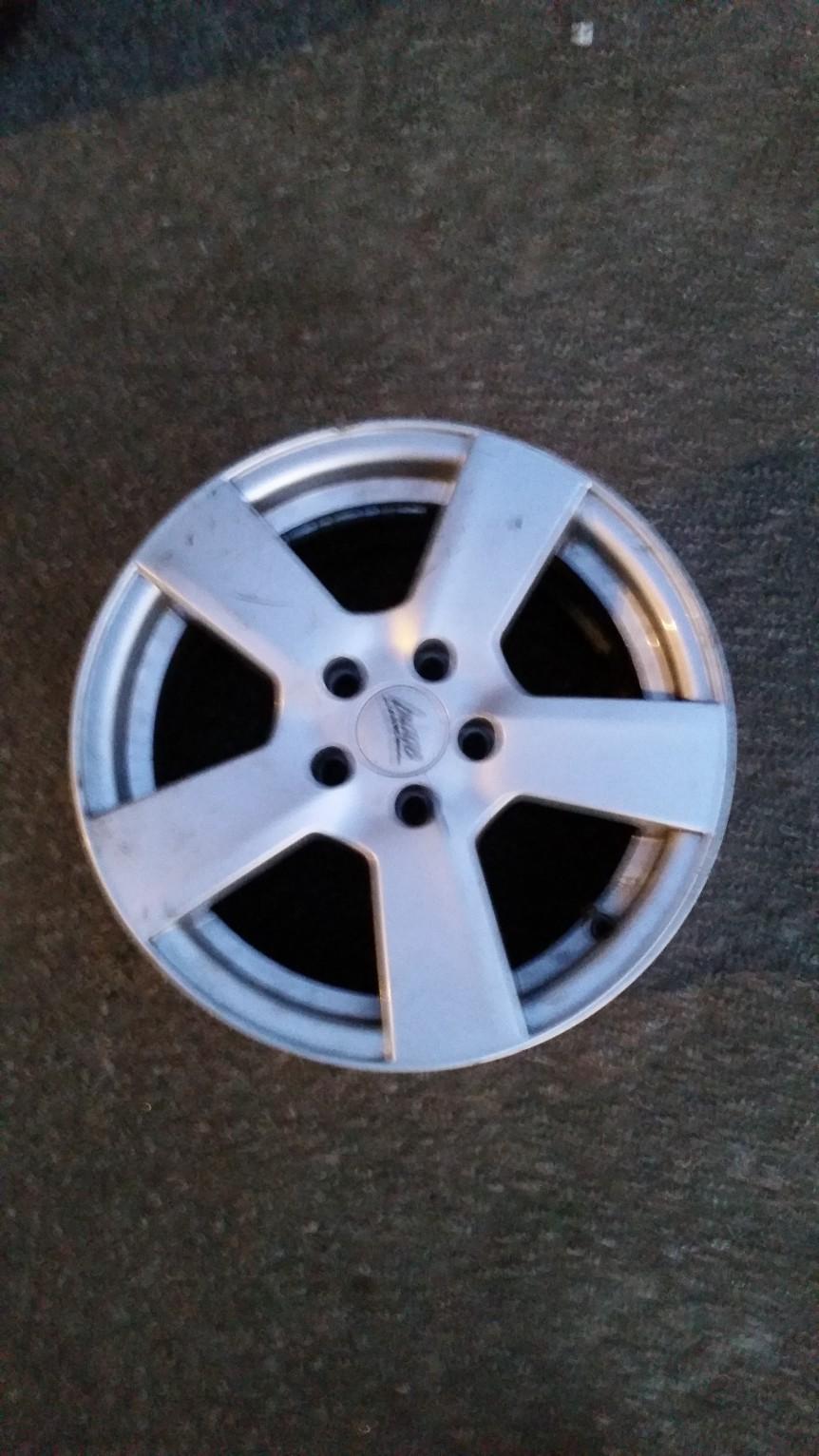 """5x100 15"""" VW Polo Skoda Fabia SEAT"""